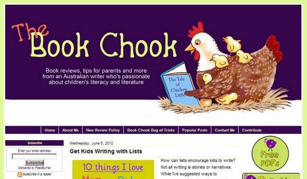 MO18 – The Book Chook