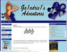 Blog Makeover : 34 – Ga1adrie1′s Adventures