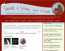Blog Makeover : 26- Share A Story