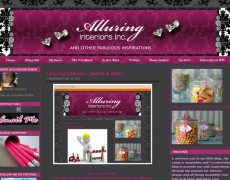 Blog Makeover : 44 – Alluring Interiors