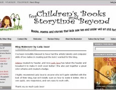 Blog Makeover : 42 – StoryBooks for Bedtime & Beyond