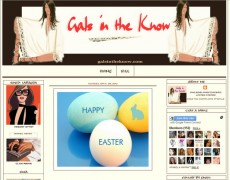 Blog Makeover : 48 – Gals in the Know