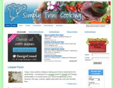 Blog Makeover 62: Simply Trini Cooking
