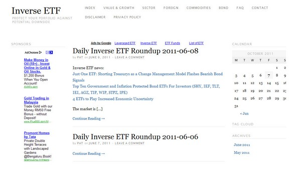 old look – ETF