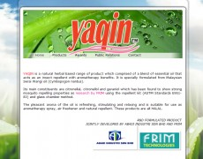 Website Design: 1Yaqin