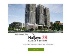 Website Design: Nadayu28, Bandar Sunway